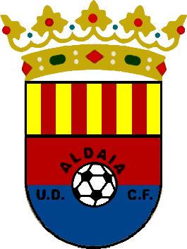 Logo of U.D. ALDAIA C.F. (VALENCIA)