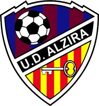 Logo of U.D. ALZIRA (VALENCIA)