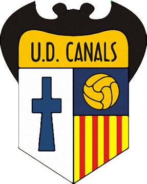 Logo of U.D. CANALS (VALENCIA)