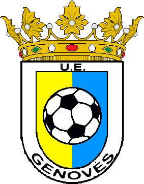 Logo of U.E. GENOVÉS (VALENCIA)