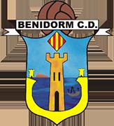 Logo of BENIDORM C.D.