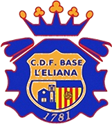 Logo of C.D. F. BASE L'ELIANA