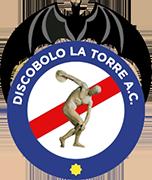 Logo of DISCÓBOLO LA TORRE A.C.
