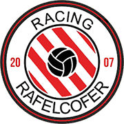 Logo of RACING RAFELCOFER C.F.