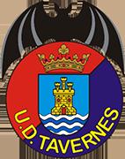 Logo of U.D. TAVERNES