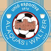 Logo of U.E. ALAQUAS I WALTER