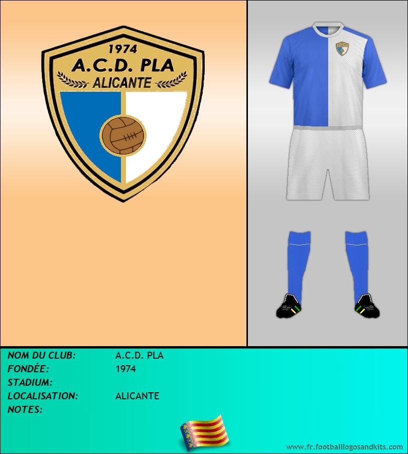 Logo de A.C.D. PLA