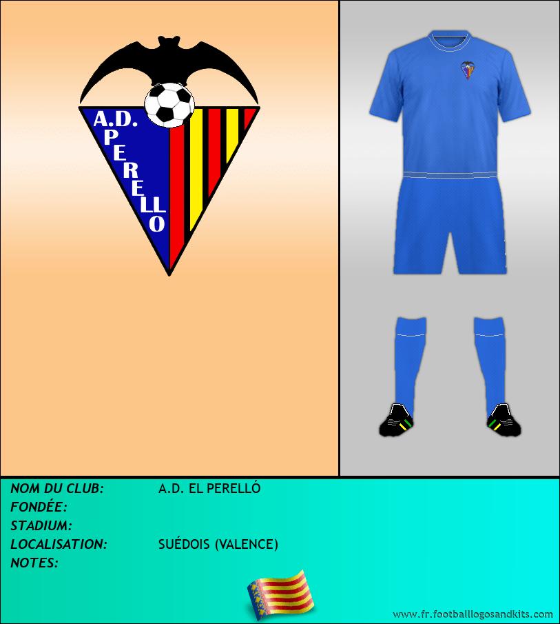 Logo de A.D. EL PERELLÓ