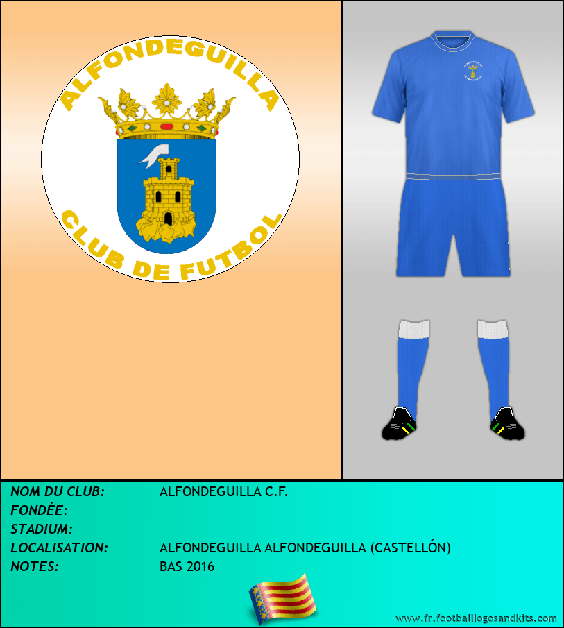 Logo de ALFONDEGUILLA C.F.