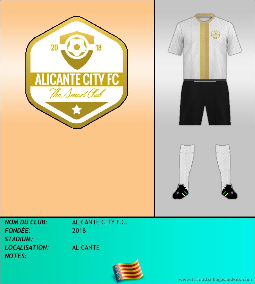 Logo de ALICANTE CITY F.C.