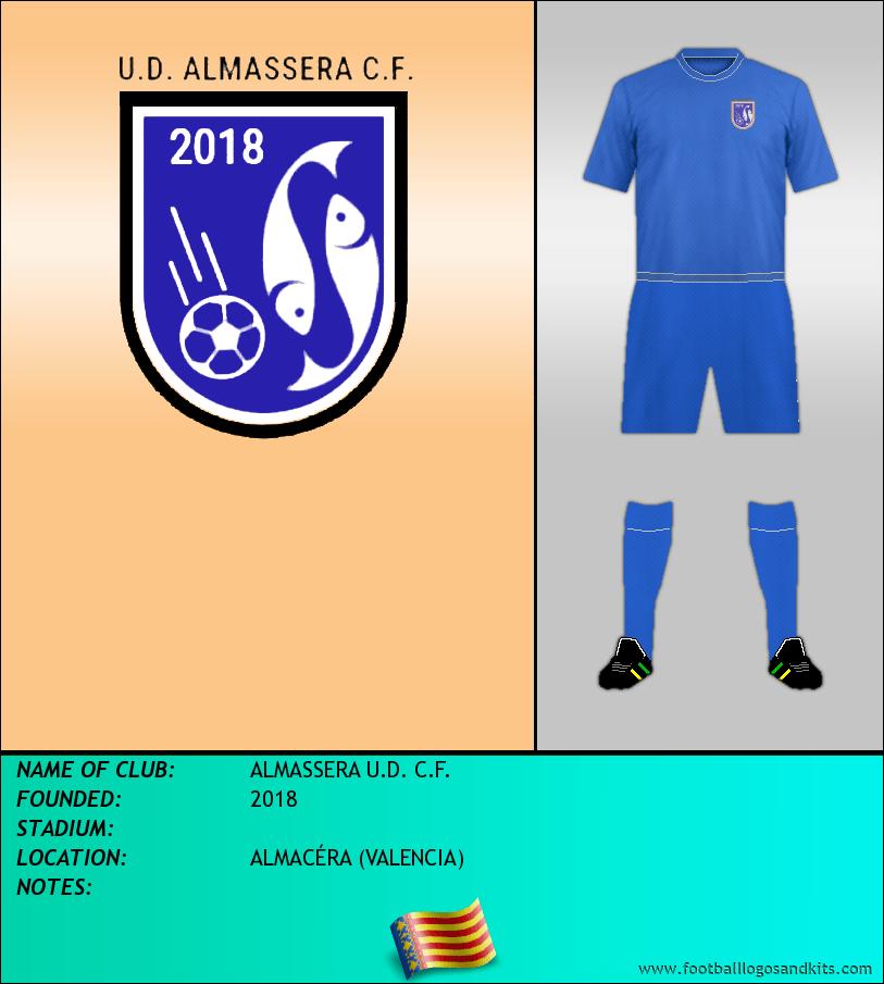 Logo of ALMASSERA U.D. C.F.