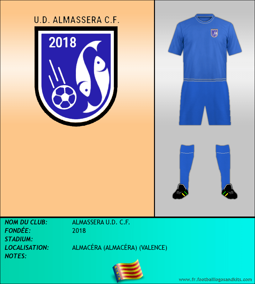 Logo de ALMASSERA U.D. C.F.