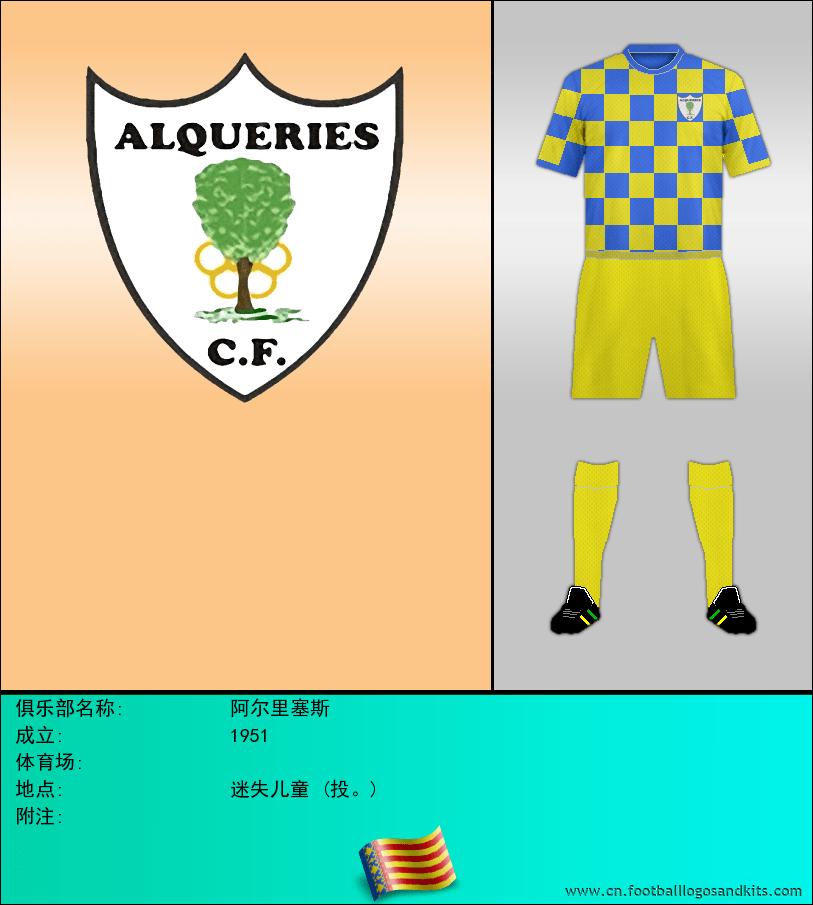 标志ALQUERIES CF