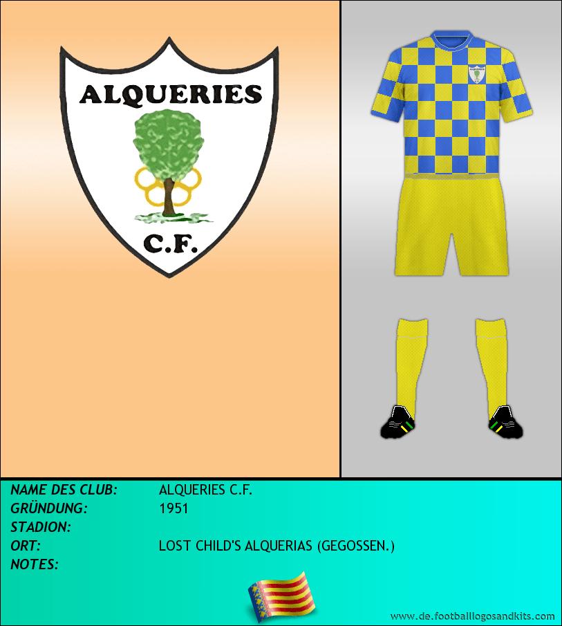 Logo ALQUERIES C.F.