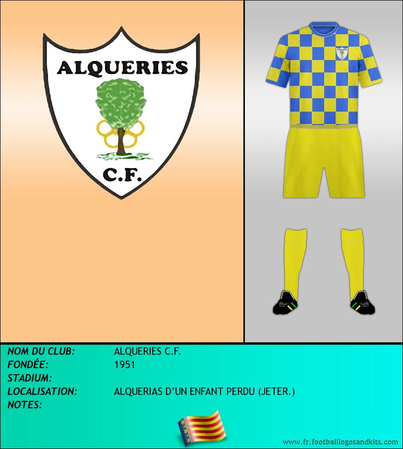 Logo de ALQUERIES C.F.