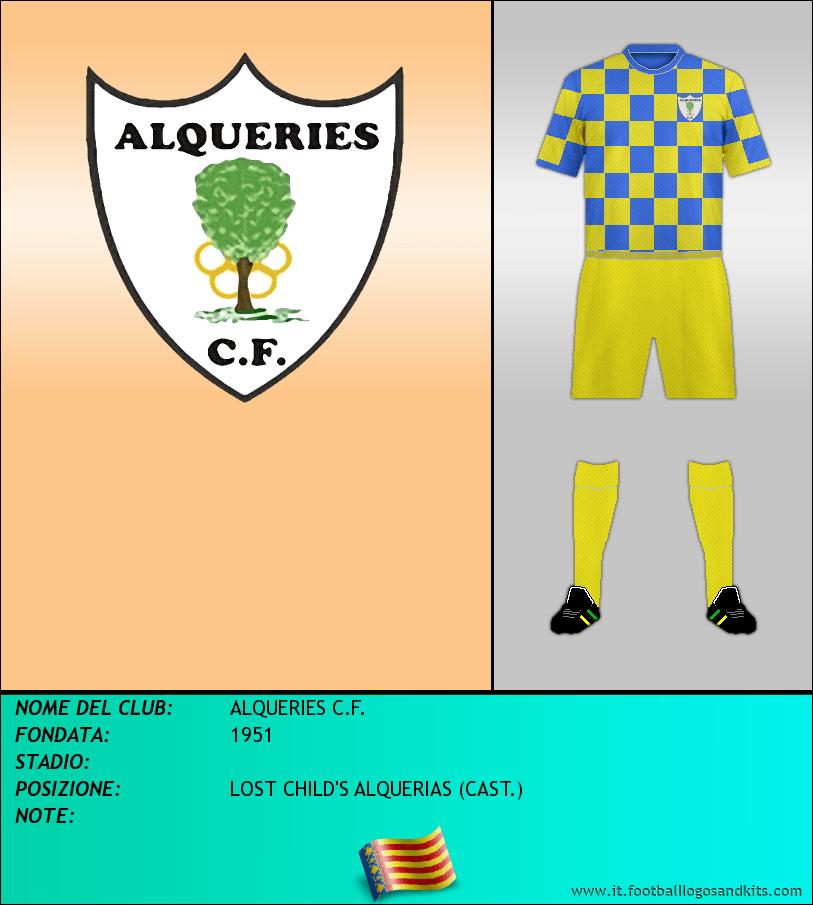 Logo di ALQUERIES C.F.