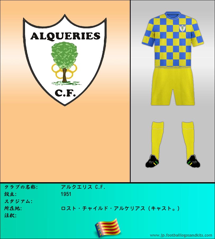 のロゴALQUERIES CF