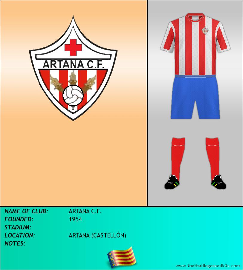 Logo of ARTANA C.F.