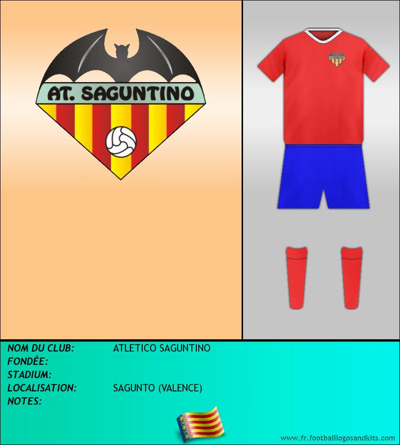 Logo de ATLETICO SAGUNTINO