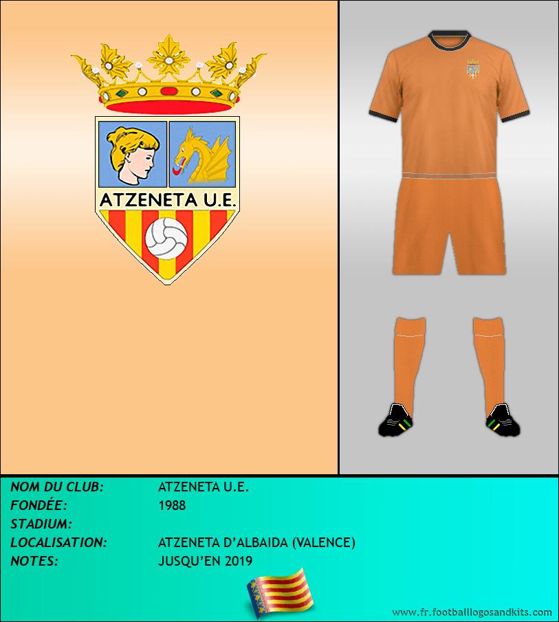 Logo de ATZENETA U.E.