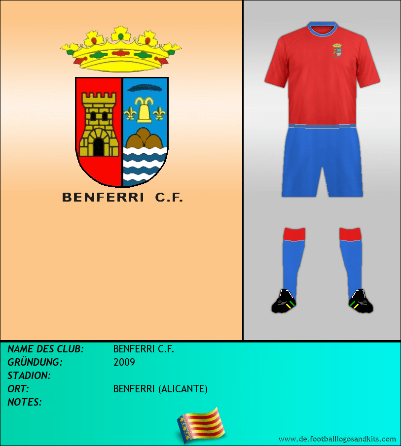 Logo BENFERRI C.F.