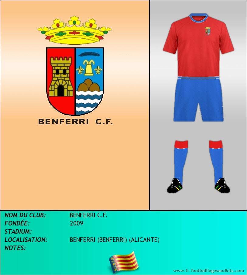 Logo de BENFERRI C.F.