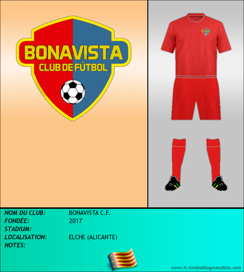 Logo de BONAVISTA C.F.