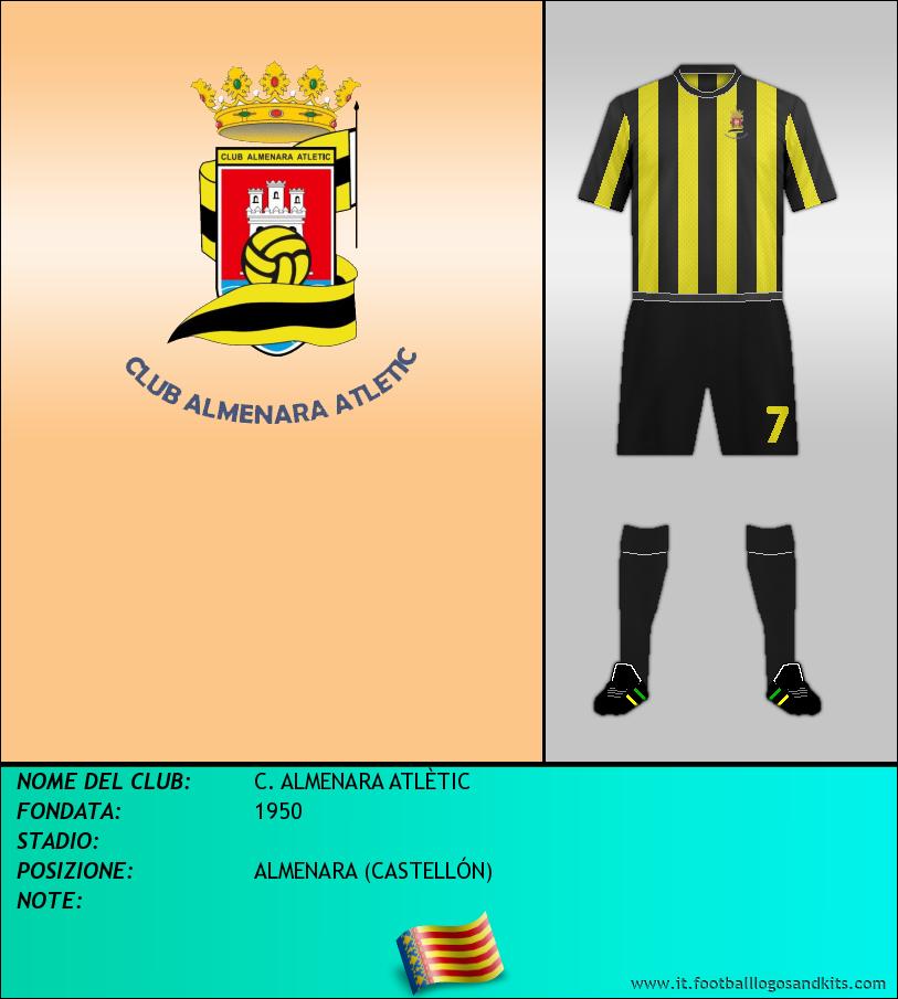 Logo di C. ALMENARA ATLÈTIC