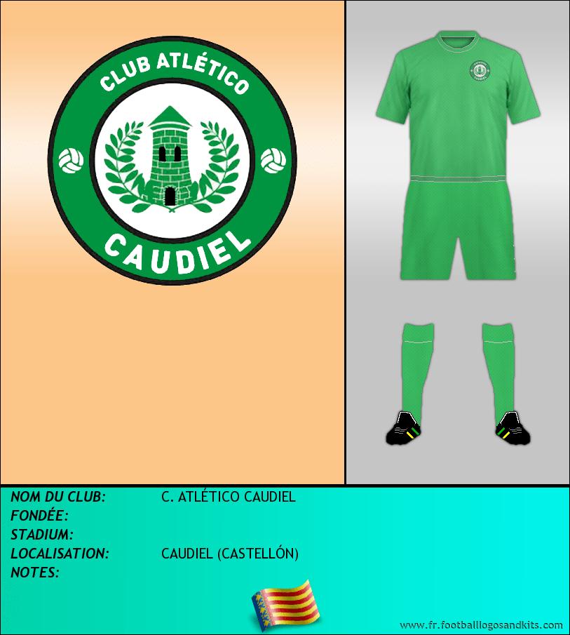 Logo de C. ATLÉTICO CAUDIEL
