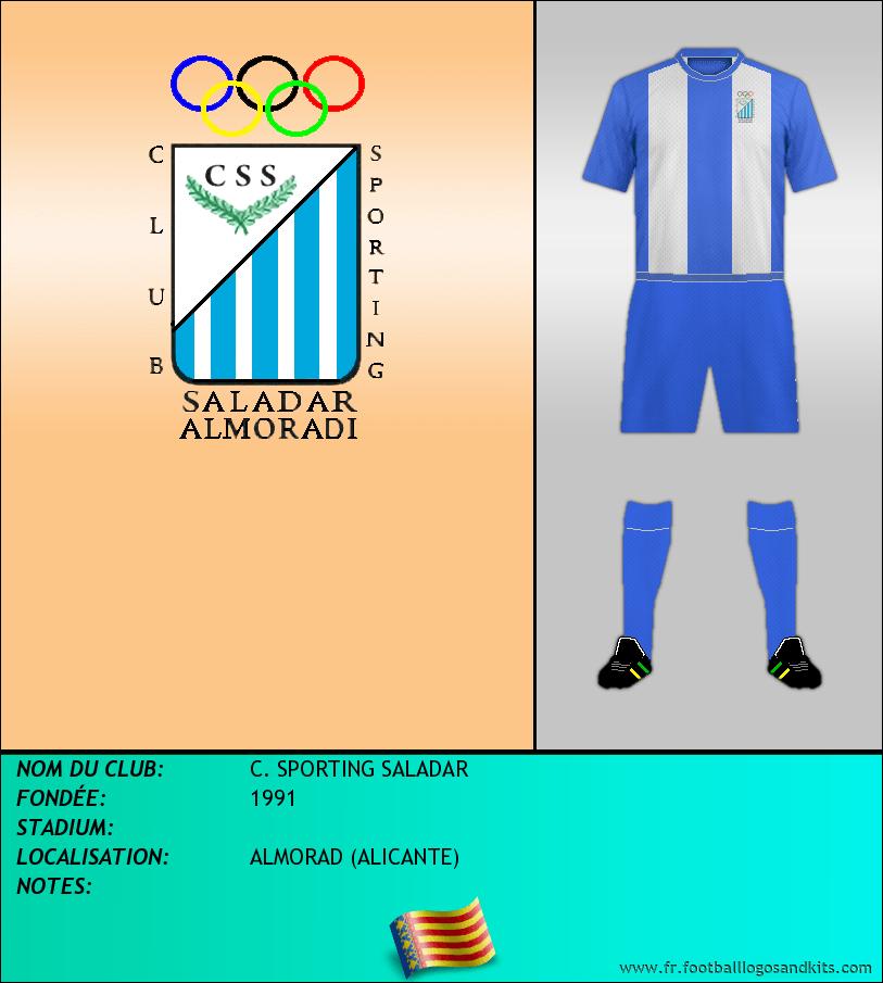 Logo de C. SPORTING SALADAR