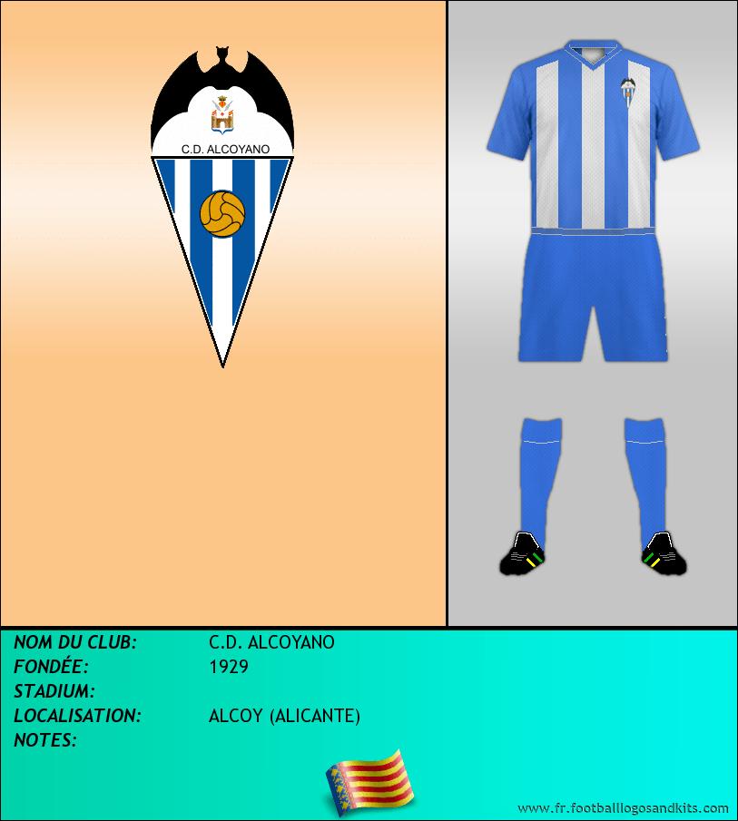 Logo de C.D. ALCOYANO