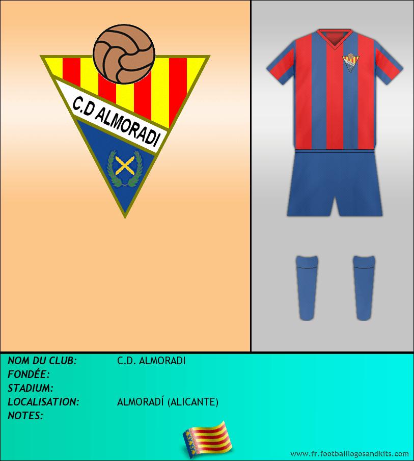 Logo de C.D. ALMORADI