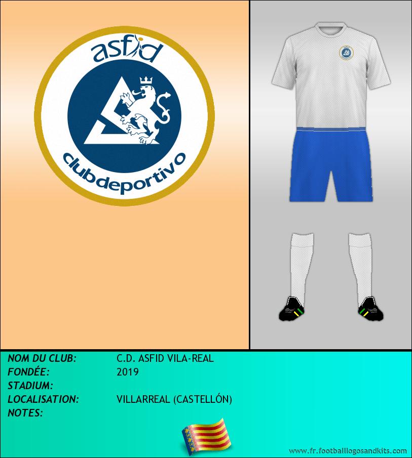 Logo de C.D. ASFID VILA-REAL