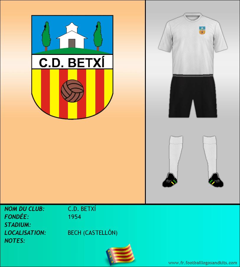 Logo de C.D. BETXÍ
