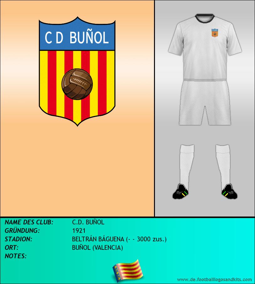 Logo C.D. BUÑOL