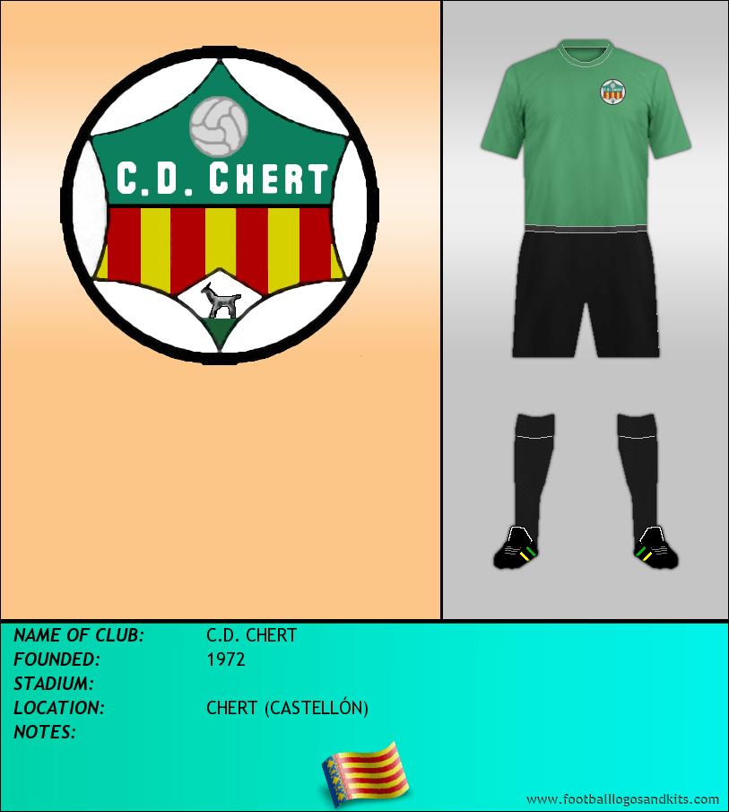 Logo of C.D. CHERT