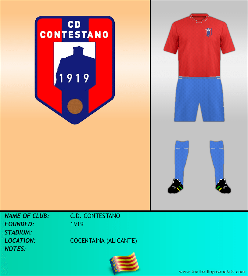 Logo of C.D. CONTESTANO