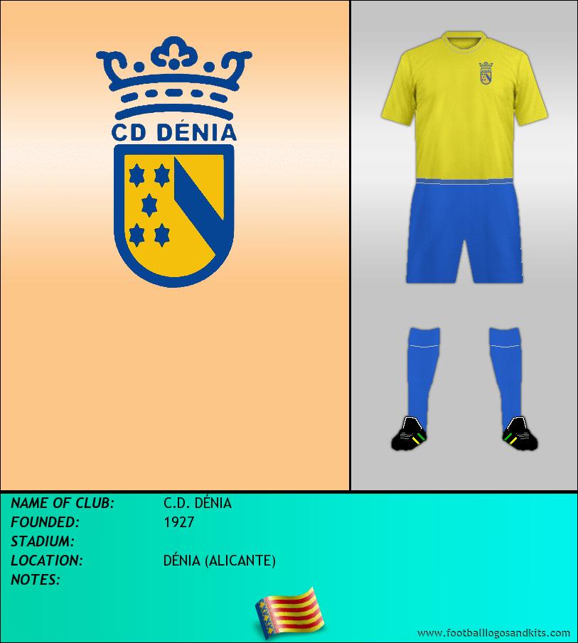 Logo of C.D. DÉNIA