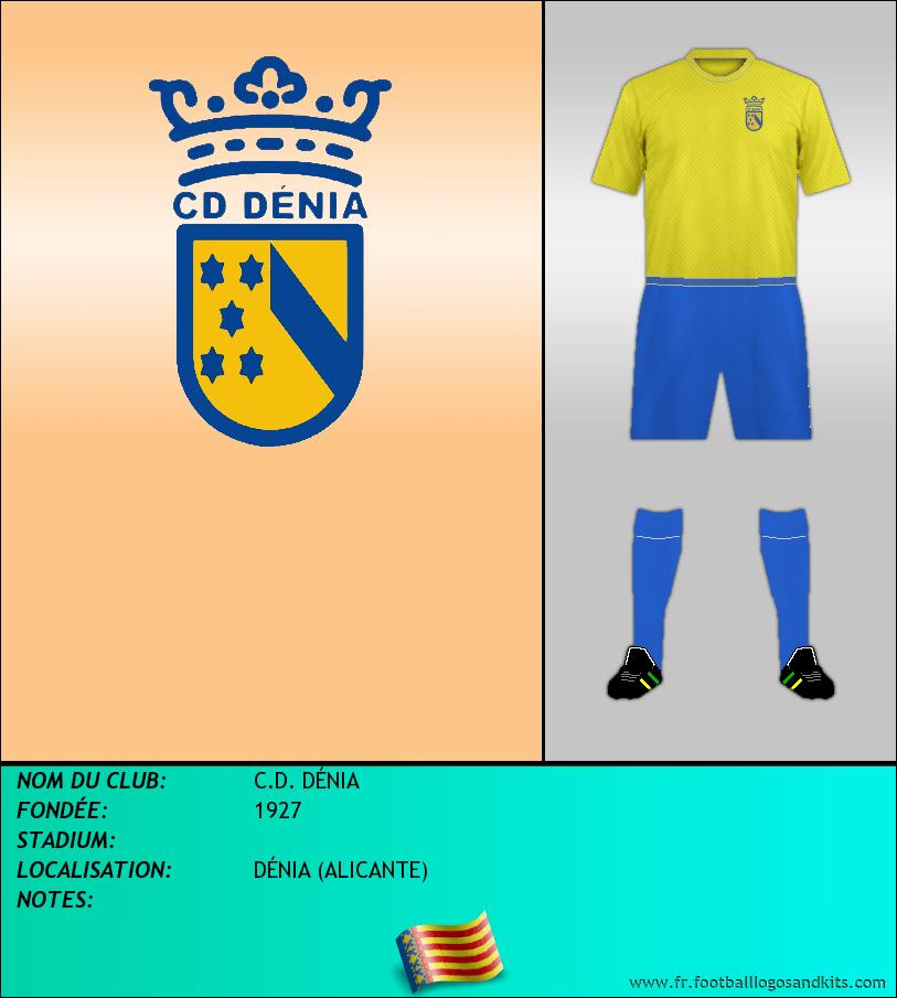 Logo de C.D. DÉNIA