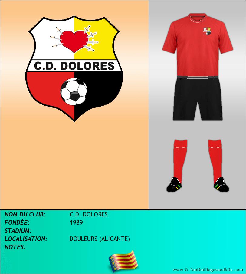 Logo de C.D. DOLORES