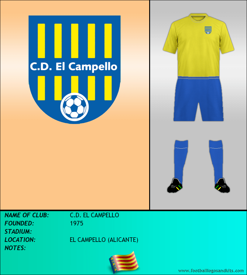 Logo of C.D. EL CAMPELLO
