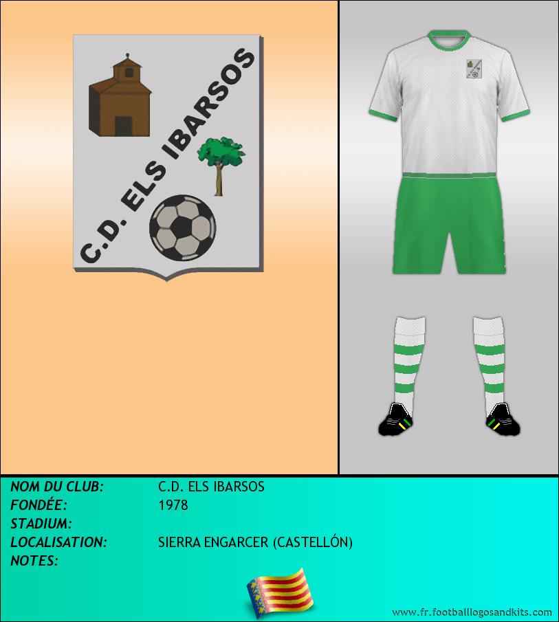 Logo de C.D. ELS IBARSOS