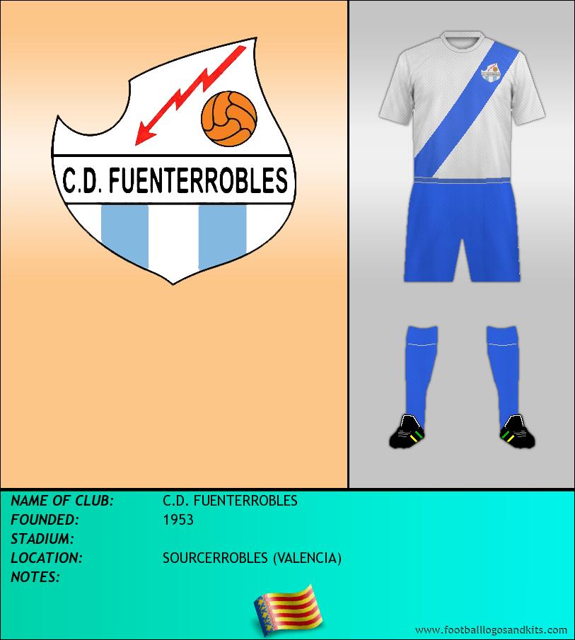 Logo of C.D. FUENTERROBLES