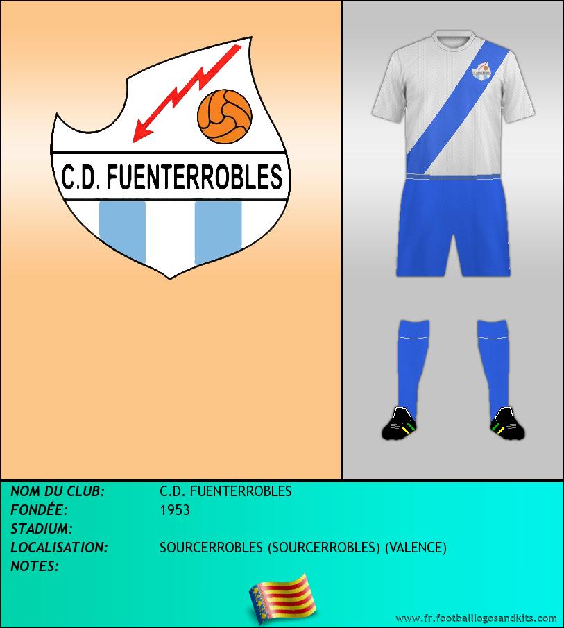 Logo de C.D. FUENTERROBLES