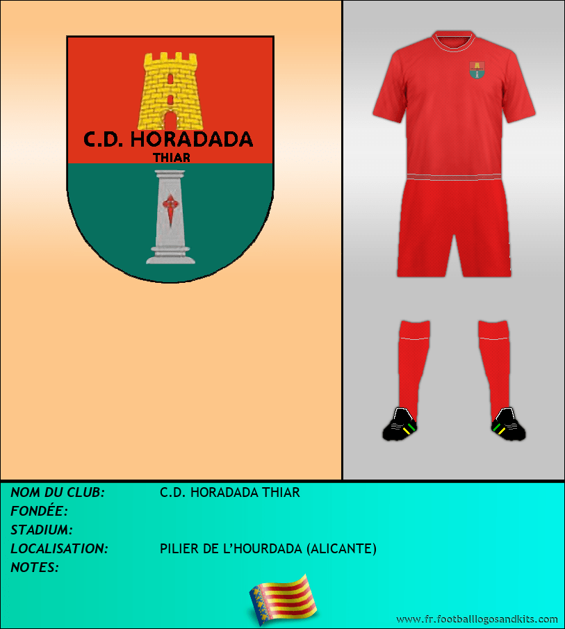 Logo de C.D. HORADADA THIAR