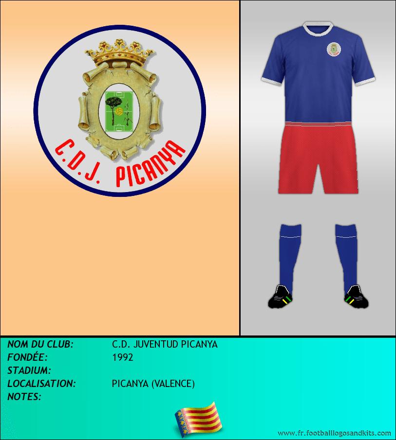 Logo de C.D. JUVENTUD PICANYA