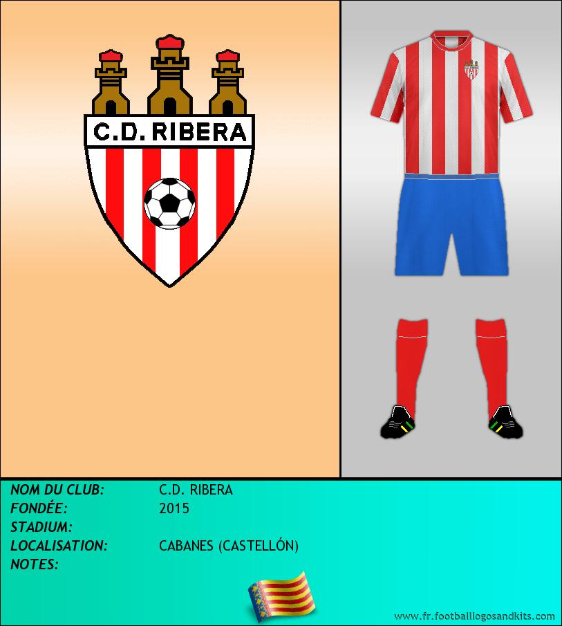 Logo de C.D. RIBERA
