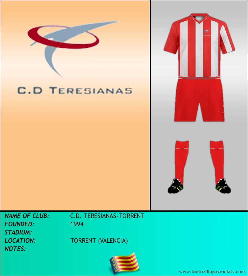 Logo of C.D. TERESIANAS-TORRENT