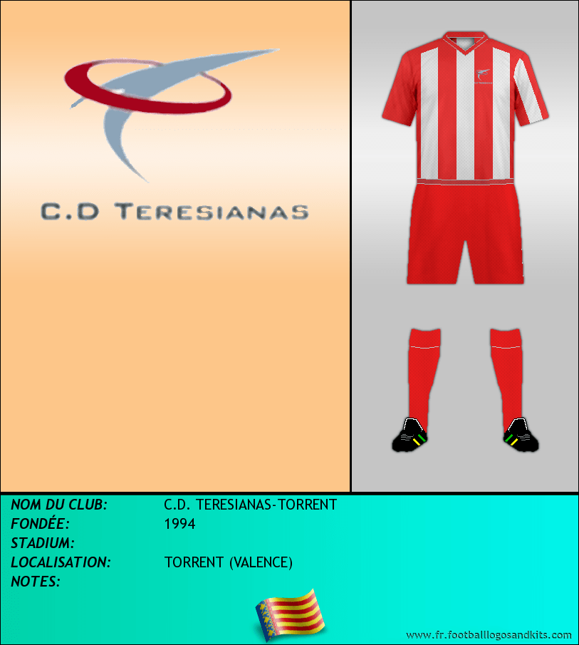 Logo de C.D. TERESIANAS-TORRENT