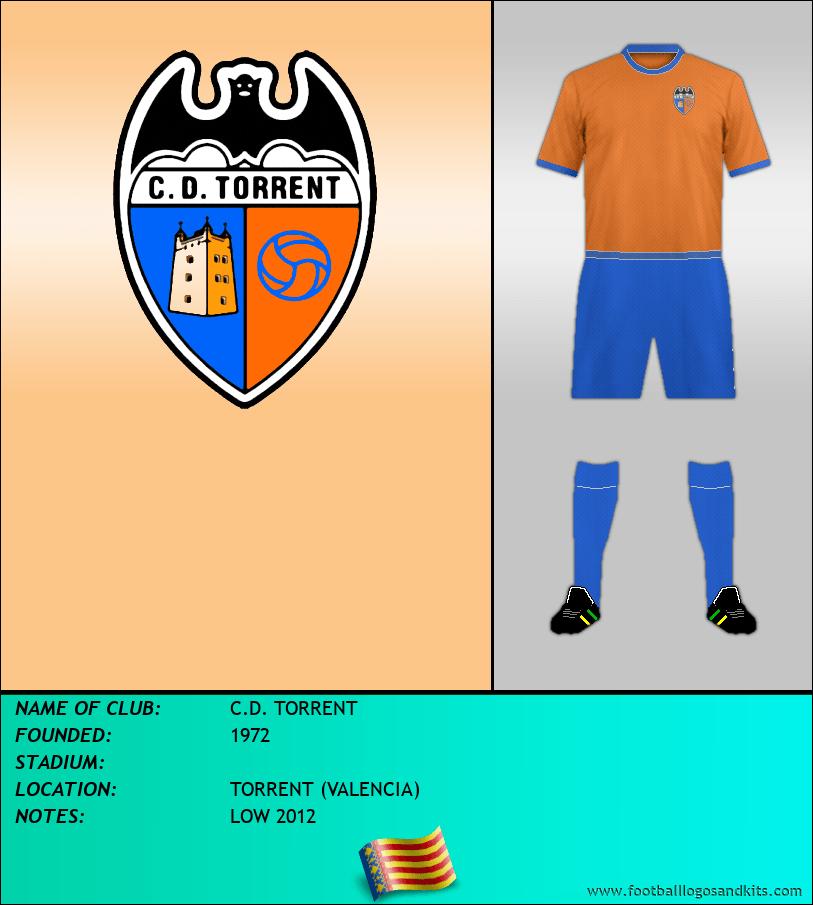 Logo of C.D. TORRENT